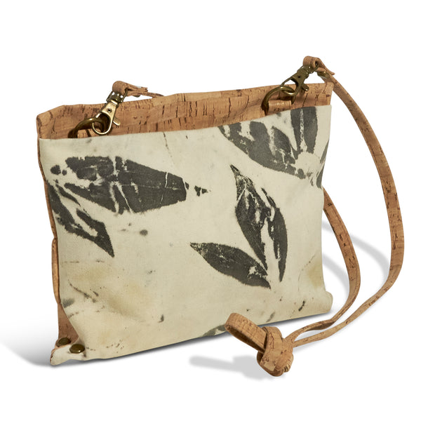 Passport Crossbody // Leaves Imprint