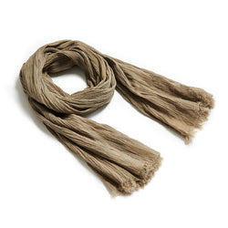 Organic Gypsy Scarf // Weathered Moss