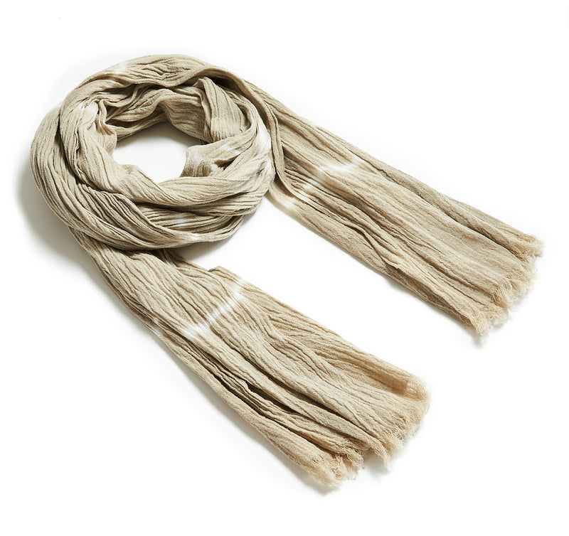 Gypsy Scarf // Taupe Walnut