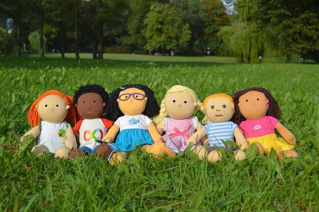 Press Release: New Crowdfunding Drive to Extend range with New Inclusive Disability Dolls