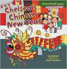 Chelsea's Chinese New Year | One Dear World: Book Review