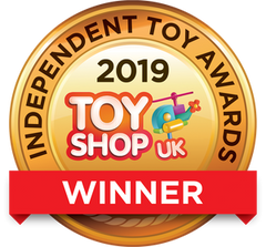 Independent Toy Award 2019 Gold Winner