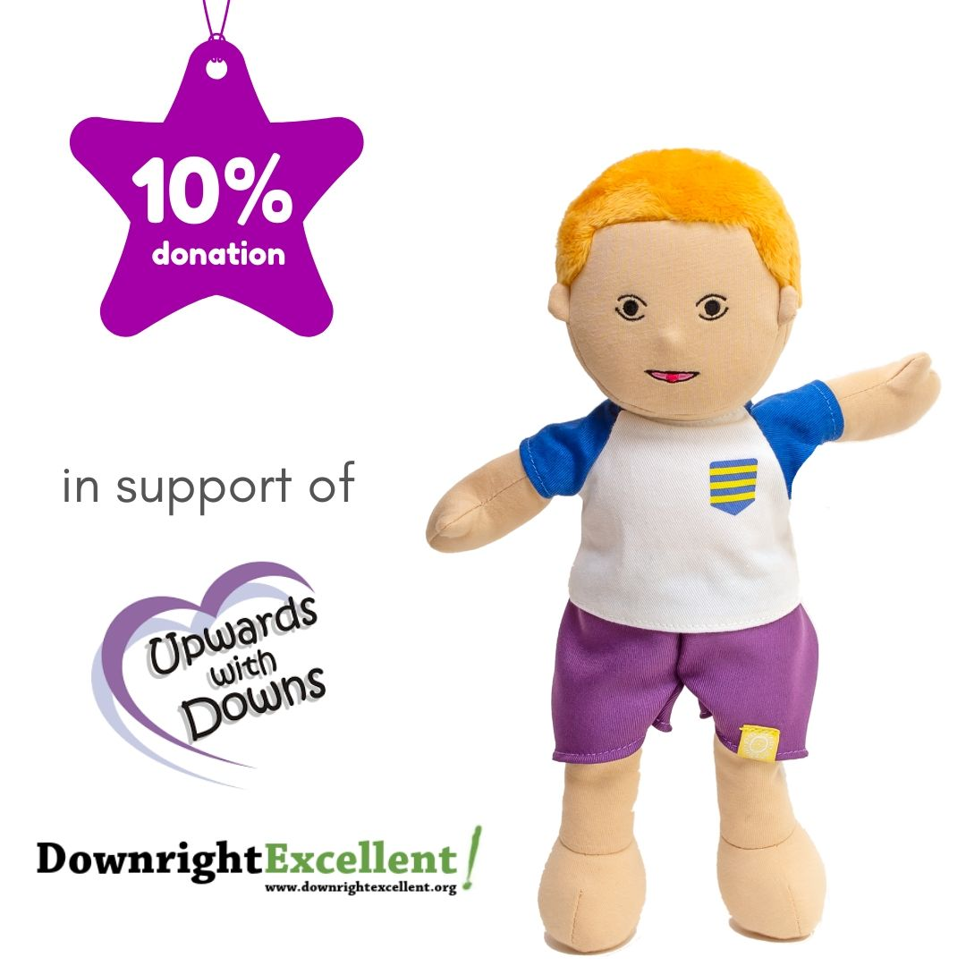 Doll Daniel in support of Upwards with Downs and Downright Excellent
