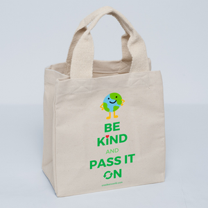 Be Kind - Reusable Gift Bag