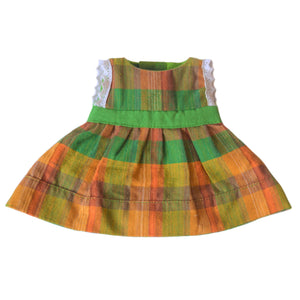 Fair Trade Dress (Lime Green)