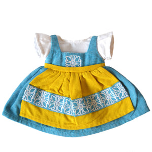 Fair Trade Swedish Dress