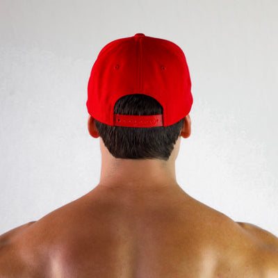 LFTD. Ball Cap - Red
