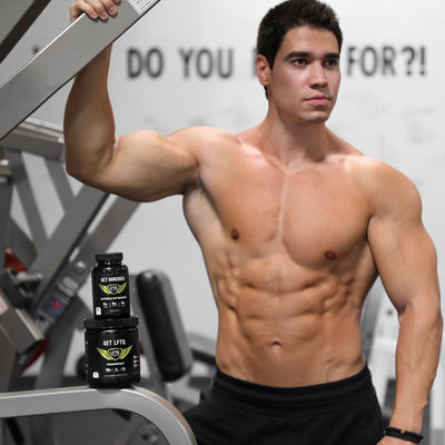 Get Shredded Natural Fat Burner