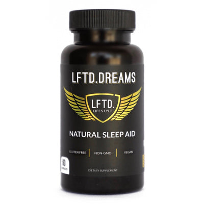 LFTD. Dreams Natural Sleep Aid