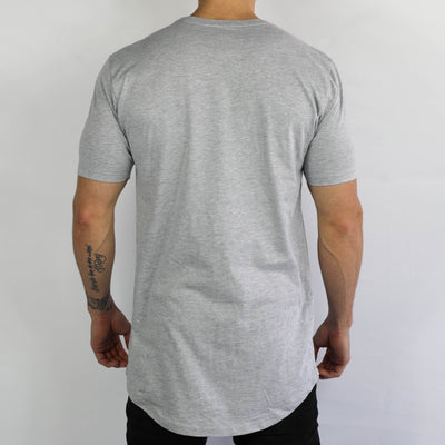 Get LFTD. Droptail Tee - GREY