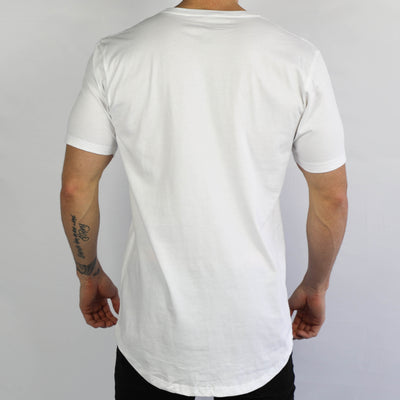 Get LFTD. Droptail Tee - WHITE