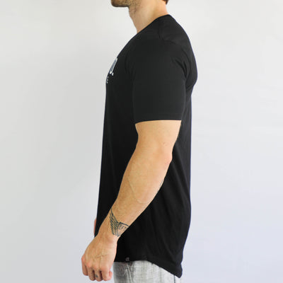 Get LFTD. Droptail Tee - BLACK