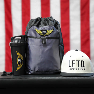 LFTD. Drawstring Bag - Available Only With Holiday Promotion