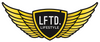 LFTD. Logo Sticker - Large