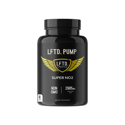 LFTD. Pump Super NO2