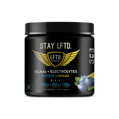 BCAAs plus Electrolytes by LFTD. Lifestyle