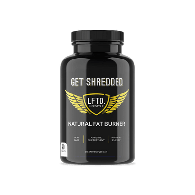 Natural Fat Burner by LFTD. Lifestyle