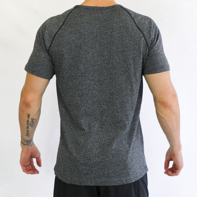 LFTD. WARRIORS Short Sleeve - MARBLE BLACK