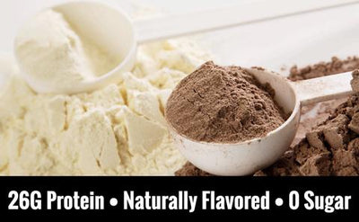 Whey Protein - Naturally Flavored