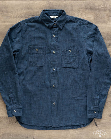 15 Year Selvedge Chambray Workshirt