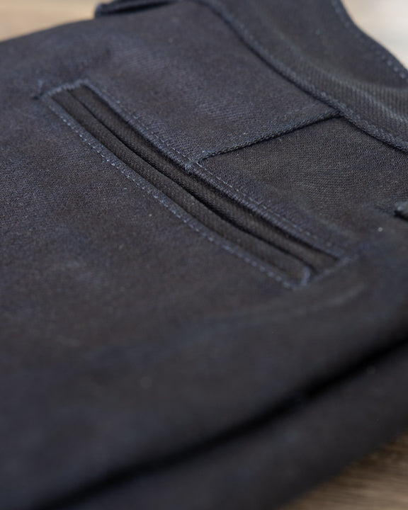 CH-122x Lightweight Shadow Selvedge Chino