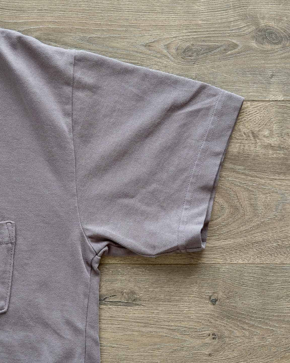 Garment Dyed Pocket Tee - Charcoal