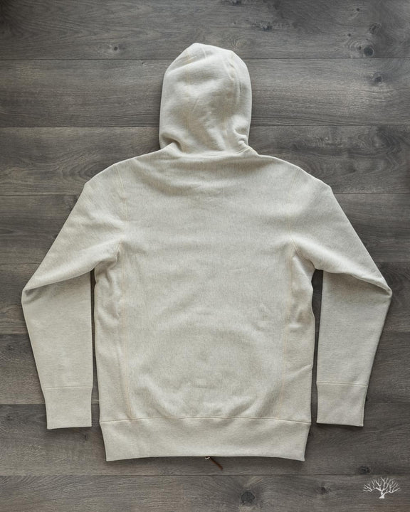 Heavyweight Hoody - Oatmeal