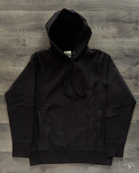 Heavyweight Pullover Hoody - Black