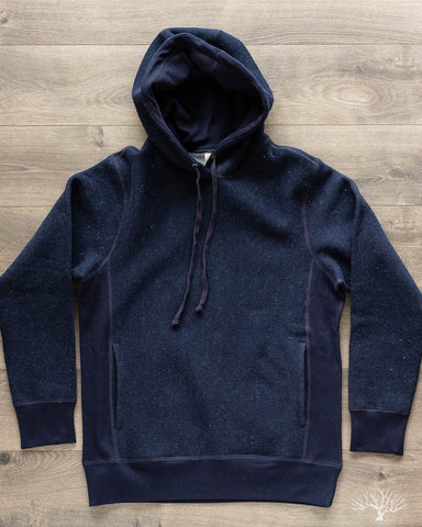 Heavyweight Pullover Hoody - Indigo