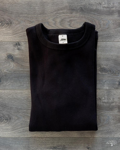 Long Sleeve Thermal - Black