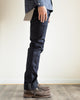 ST-120x Slim Tapered Shadow Selvedge Denim