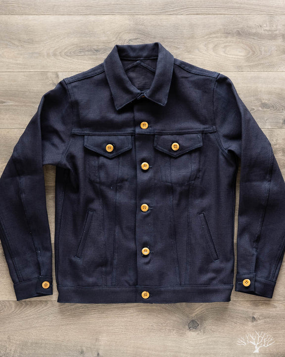 Type 3s Jacket - Panama Cloth