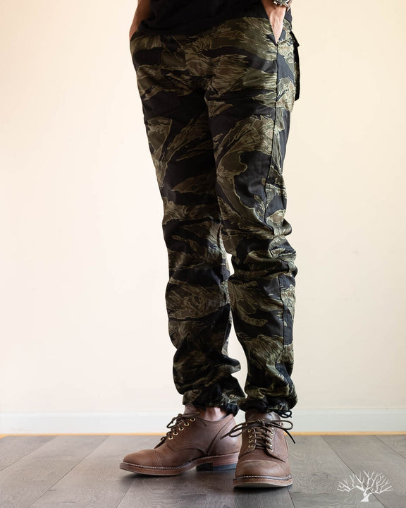 Fatigue Pant - Tiger Camo