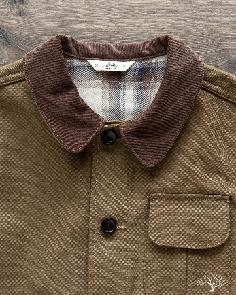 1e9885a396d 3sixteen - Hunting Jacket - Tan – Withered Fig