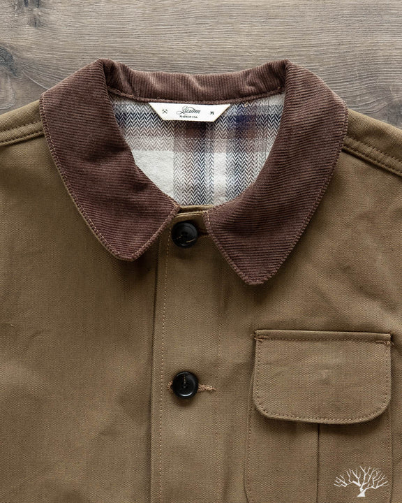 Hunting Jacket - Tan