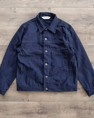 Type 1s Denim Jacket - Indigo/Indigo