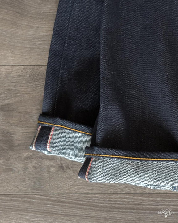 Journeyman X034 Super Slub Proprietary Denim