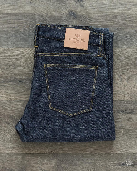 Slim Kojima Selvedge Denim