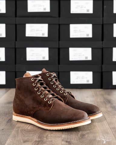 """Marvington II"" Service Boot - Tobacco Chamois Roughout - 1035"