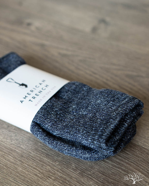 Cashmere Slub Socks - FW19 Three-Pack