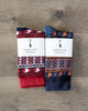 American Trench Rio Grande Serape Socks Two-Pack