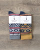 American Trench Southwest Diamond Socks Two-Pack