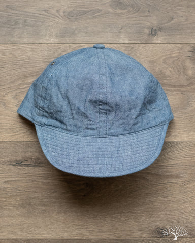 Chambray Army Hat - Indigo