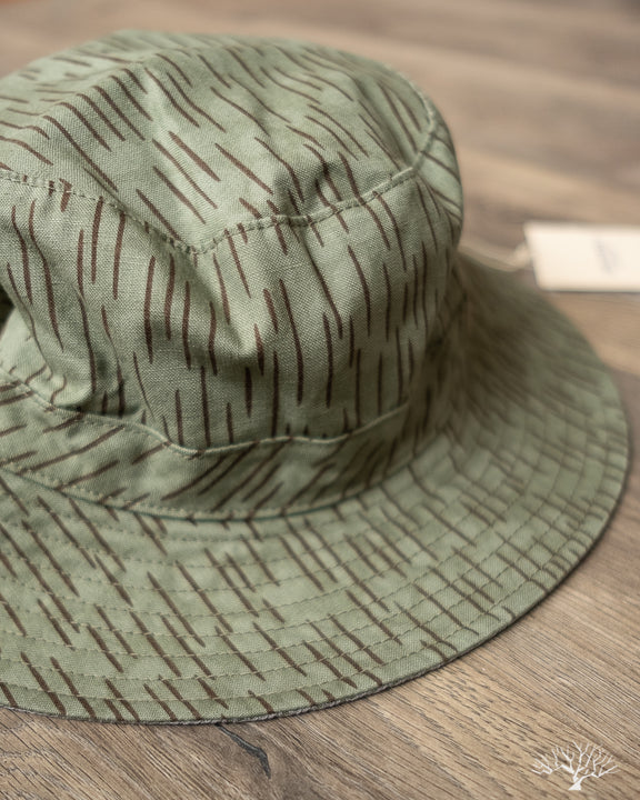 Rain Drop Camo Reversible Hat