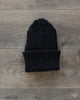 Pre-organic Cotton Watch Cap - Black