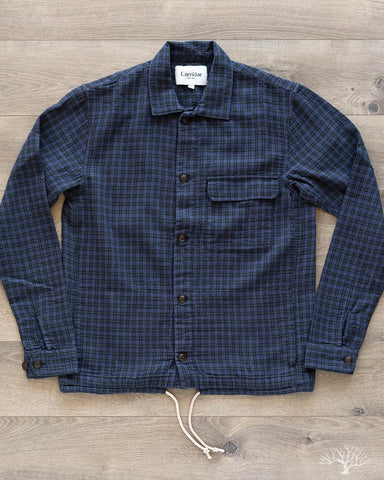 Quilted Blackwatch Service Shirt
