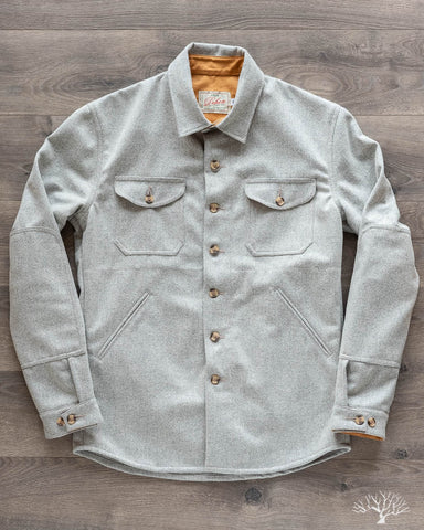 Crissman Overshirt - Light Oxford