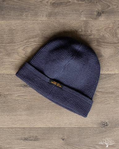 Dehen Wool Watch Cap - Centennial Blue