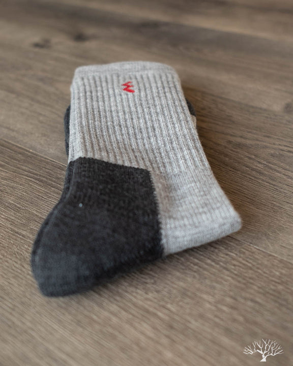 IHG-030 Work Boot Socks - Grey