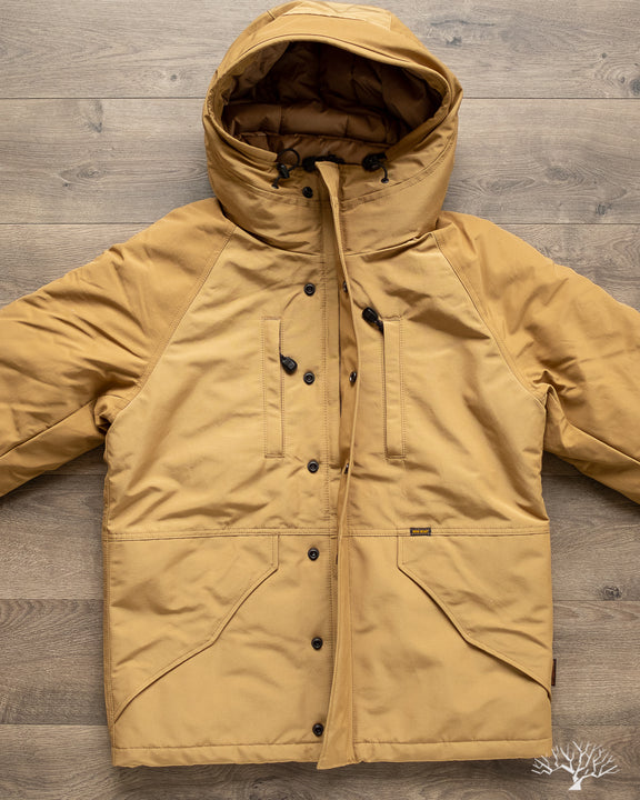 Iron Heart PrimaLoft Event Mountain Parka Khaki